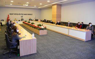 Kırşehir'de, Kadına Yönelik Şiddetle Mücadele Toplantısı yapıldı