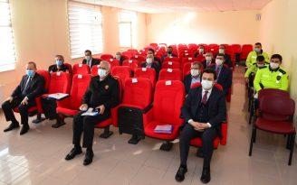 Kırşehir'de mevsimsel tedbirler gözden geçirildi