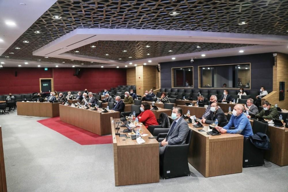Kütahya Belediyesi'nin 2021 Yılı Gider Bütçesi Arttı, Gelir Bütçesi Azaldı