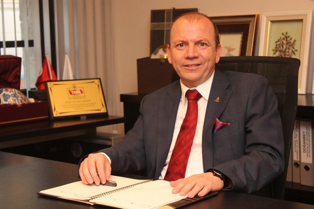 Bursa`da sanayi alanlarının yüzde 70'i verimli tarım alanları üzerinde