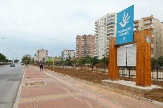 Mezitli Belediyesi, İnsan Hakları Haftasını jakaranda koruluğunda kutlayacak