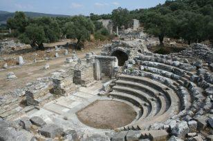 Milas'ta İasos kazısı için işbirliği yapılacak