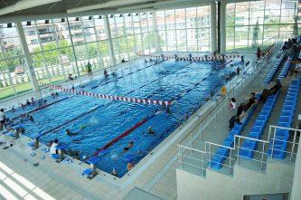 Bursa Nilüfer'de Olimpik Tesis Tadilatı