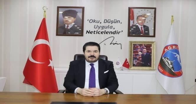 """Ağrı Belediye Başkanı """"Kürtlerle ilgili problemler MHP ile birlikte çözülür"""""""