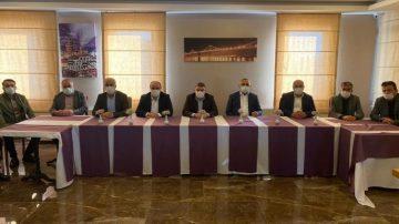 Dilovası Belediye Başkanı Meclis Üyeleri ile Bir Araya Geldi