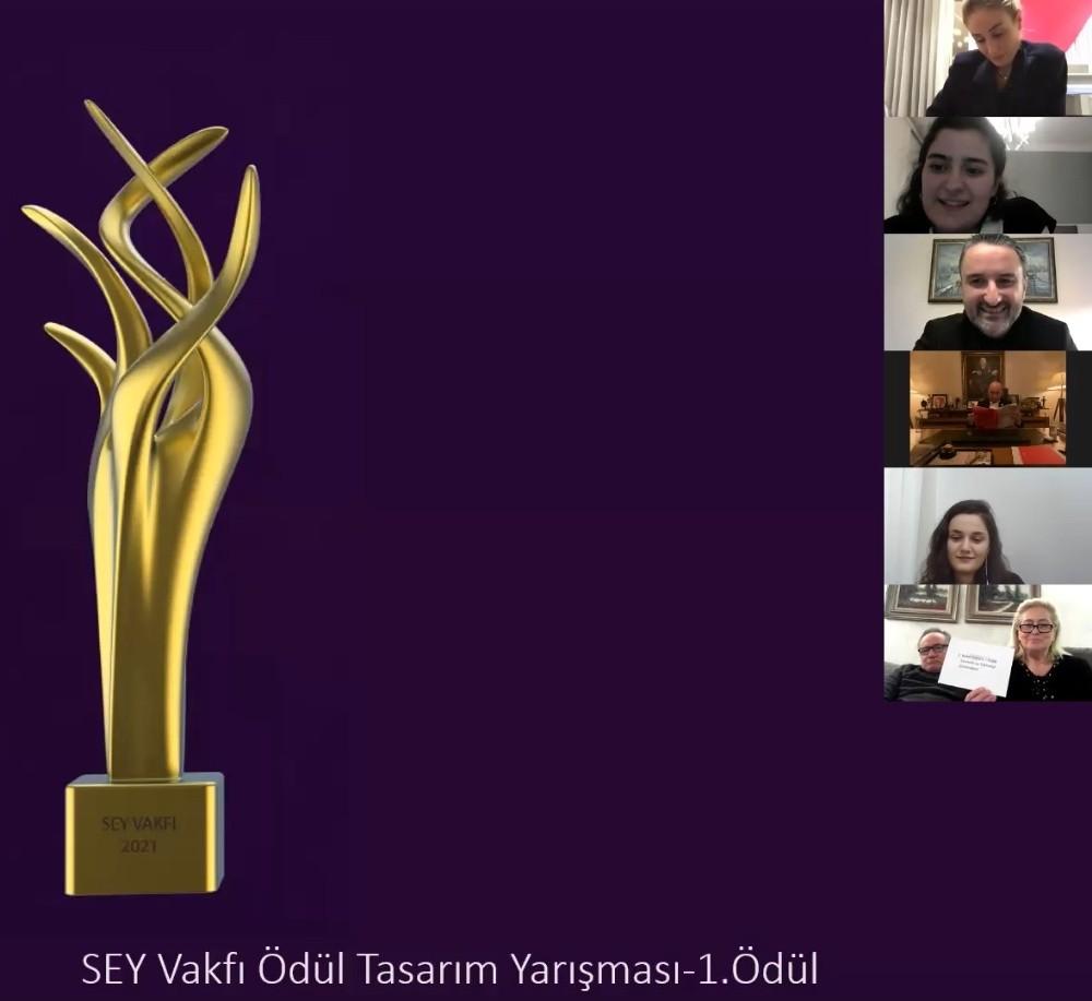 SEY Vakfı Tasarım Yarışması'nın Kazananları Belirlendi