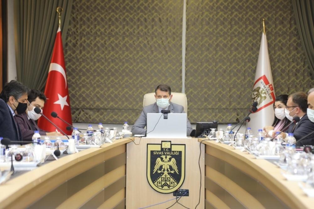 Sivas'ta Tüm Ekipler Kışa Hazır