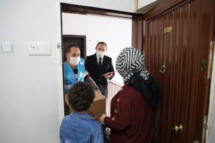 Talas'tan çölyak hastalarına gıda paketi