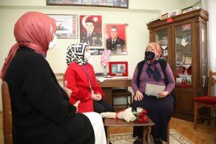 Talas'tan şehit yakınları ve gazilere özel destek