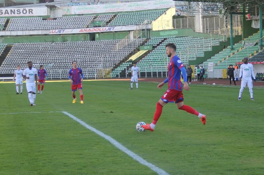 Türkiye Kupası: Giresunspor: 8 – Niğde Anadolu FK: 7