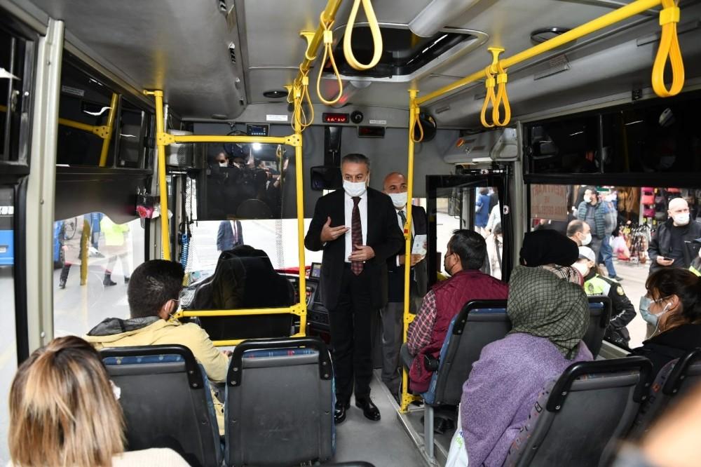 """Mersin Valisi: """"Ev Ziyaretlerini Askıya Almalıyız"""""""