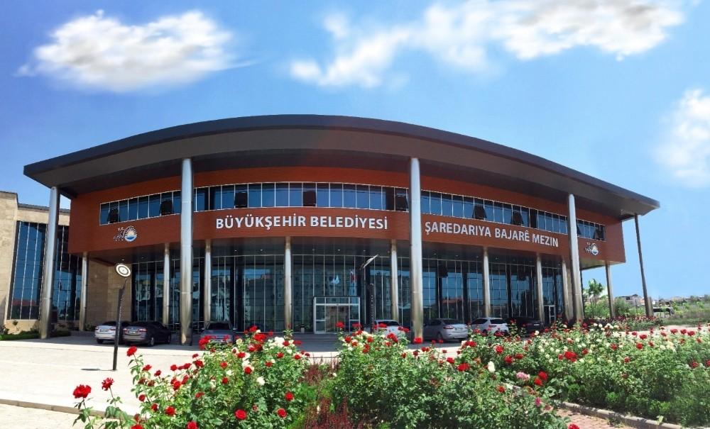 Van Büyükşehir Belediyesi borçları yapılandırıyor