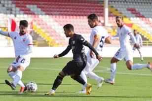 Boluspor: 2 – Kahramanmaraşspor: 1