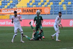 Gençlerbirliği:1 – Kırşehir Belediye Spor:0