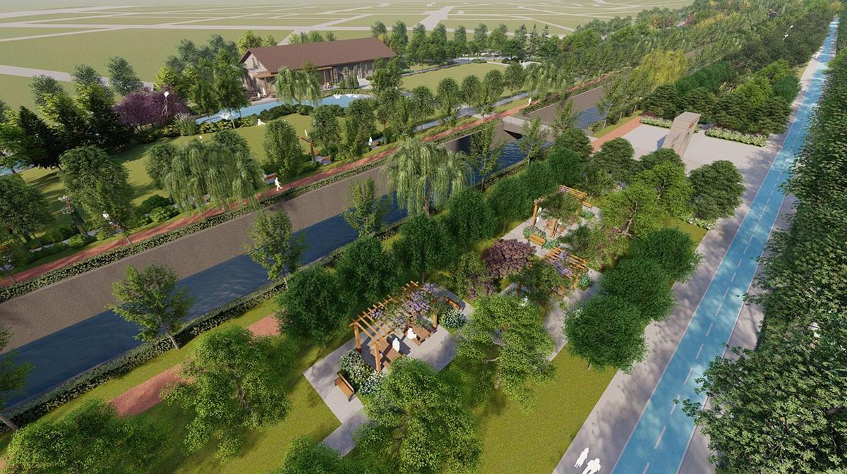 TOKİ'den Afyon'a millet bahçesi Yapımına Başlanıyor