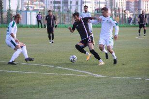Elazığspor: 3 – Kırşehir Belediyespor: 5