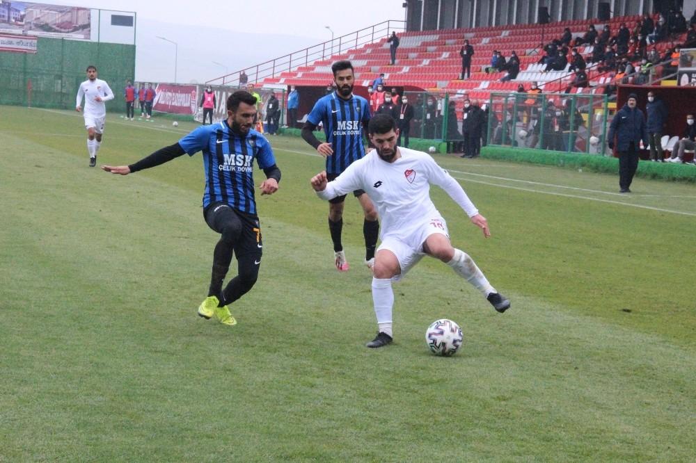 2. Lig: TY Elazığspor: 2 – Karacabey Belediyespor: 1