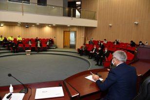 2020- 2021 Kış Tedbirleri Toplantısı