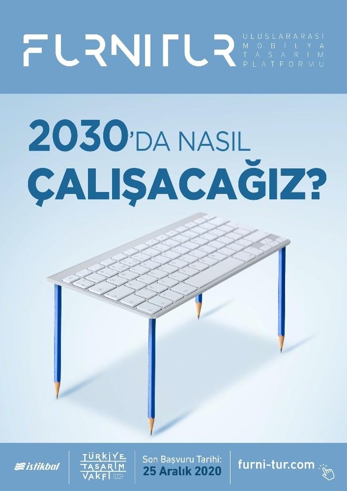 2030 yılında nerede nasıl çalışılacağını tasarlayacaklar