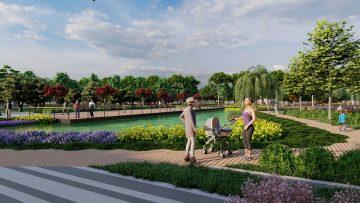 Karaman Millet Bahçesi İmar Planı Askıya Çıktı