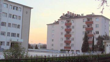 Kilis 'de 14 Adet Lojman Satışa Çıkarıldı