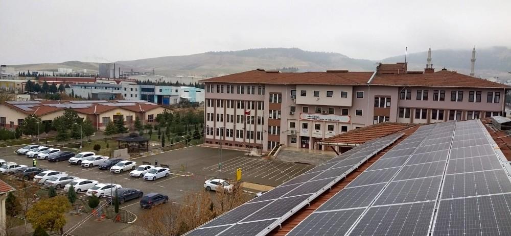 Adıyaman'da okullar enerji üretecek