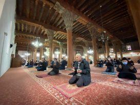 Afyonkarahisar'da da eller 'yağmur' için duaya kalktı