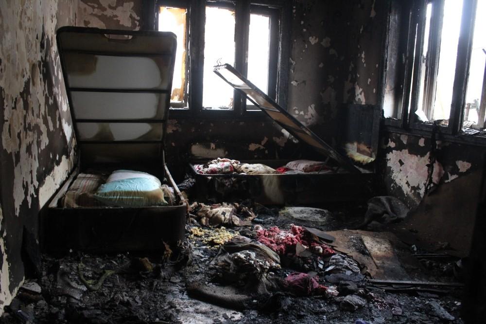 Ağrı'da elektrikli soba faciası: Baba ve 2 çocuğu yandı