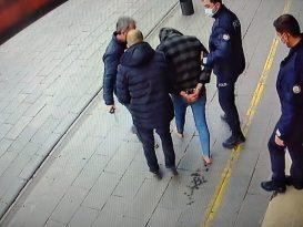 Ağrı'da hırsızlık zanlısı bir kişi serbest bırakıldı