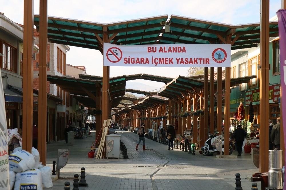 Ahilerin ticaretinin merkezinde ekonomik tedbirlere destek