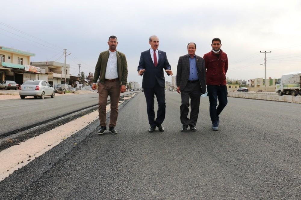 Akçakale-Şanlıurfa Karayolu Ulaşıma Açıldı