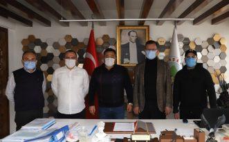 Alaşehir'de tarımı geliştirecek projede ilk adım atıldı