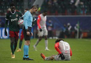 Ali Palabıyık, Lokomotiv Moskova – Salzburg maçında düdük çaldı