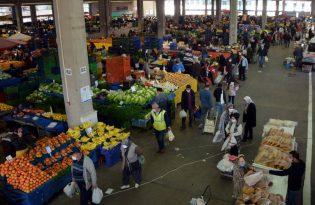 Aliağa Belediyesinden pazarcı esnafına 21 Aralık hatırlatması