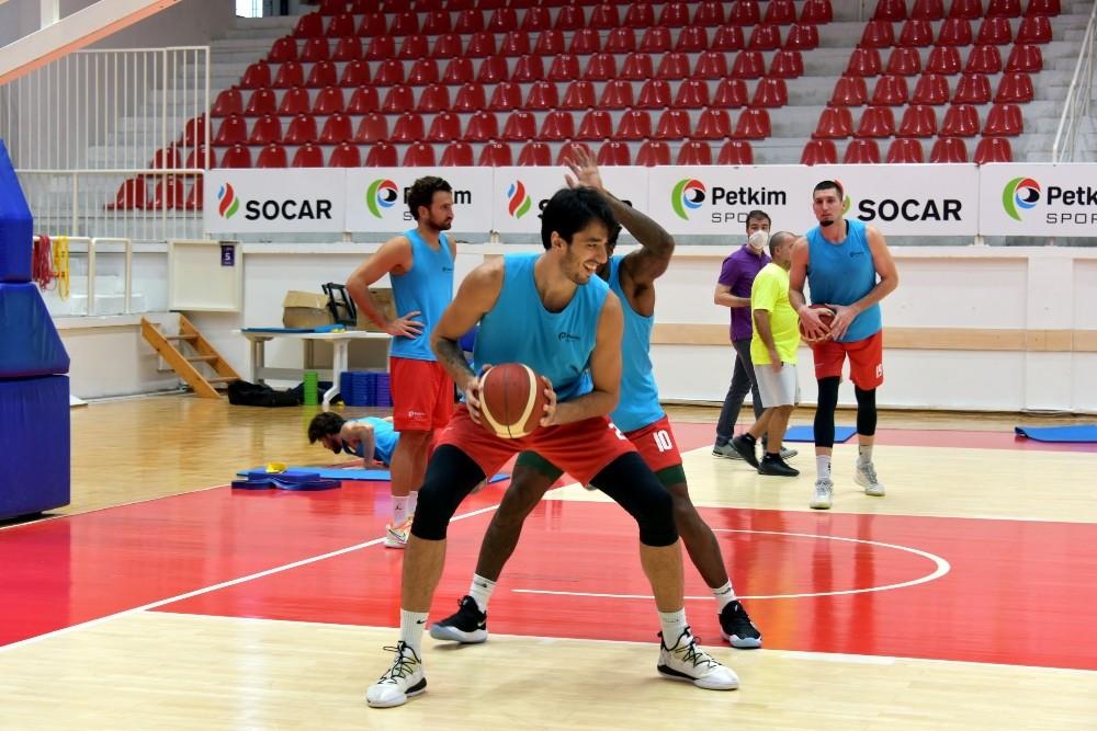 Aliağa Petkim Spor, Bahçeşehir Koleji'ni ağırlayacak