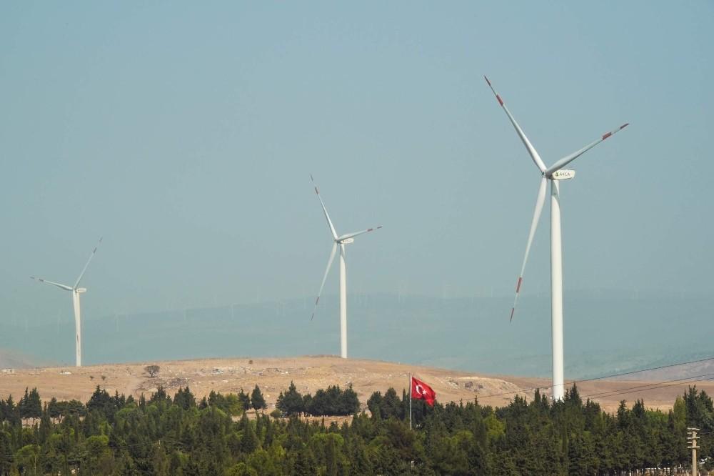 Aliağa, yenilenebilir enerji yatırımlarıyla dikkat çekiyor