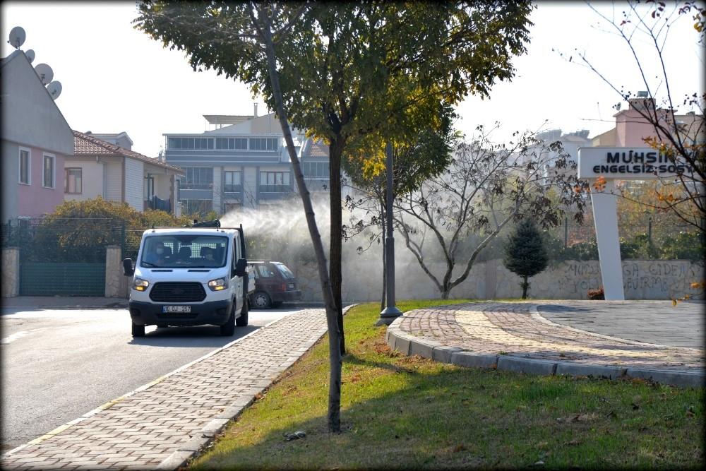 Altıeylül Belediyesi tedbirleri arttırdı