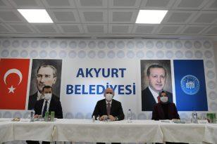 Ankara-Akyurt Yolu 2021'de Tamamlanacak