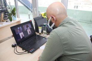 Apartman görevlilerine online hijyen eğitimi