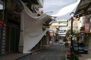 Aydın'da kuvvetli rüzgar etkili olacak