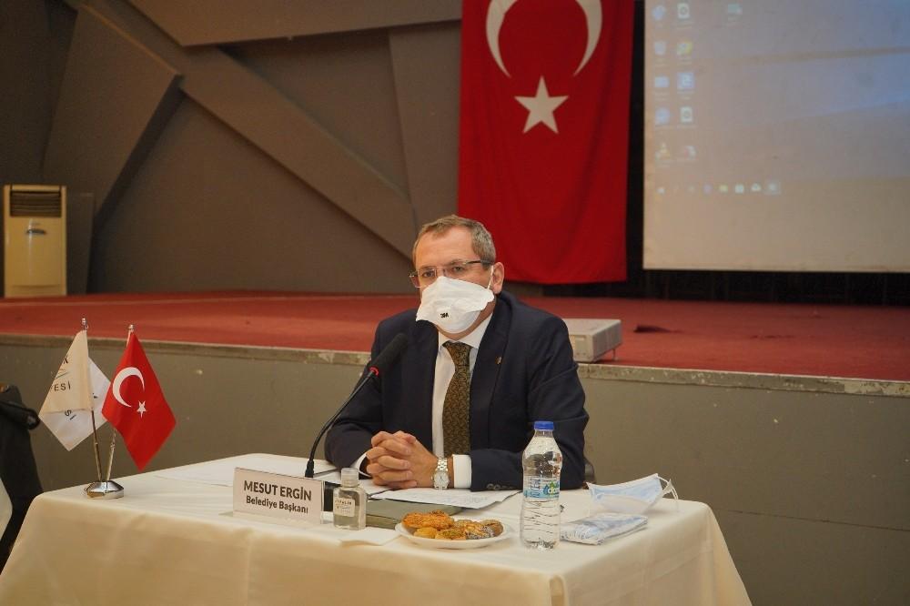 Ayvalık Belediye meclisinden esnafa 3 aylık Covid-19 desteği