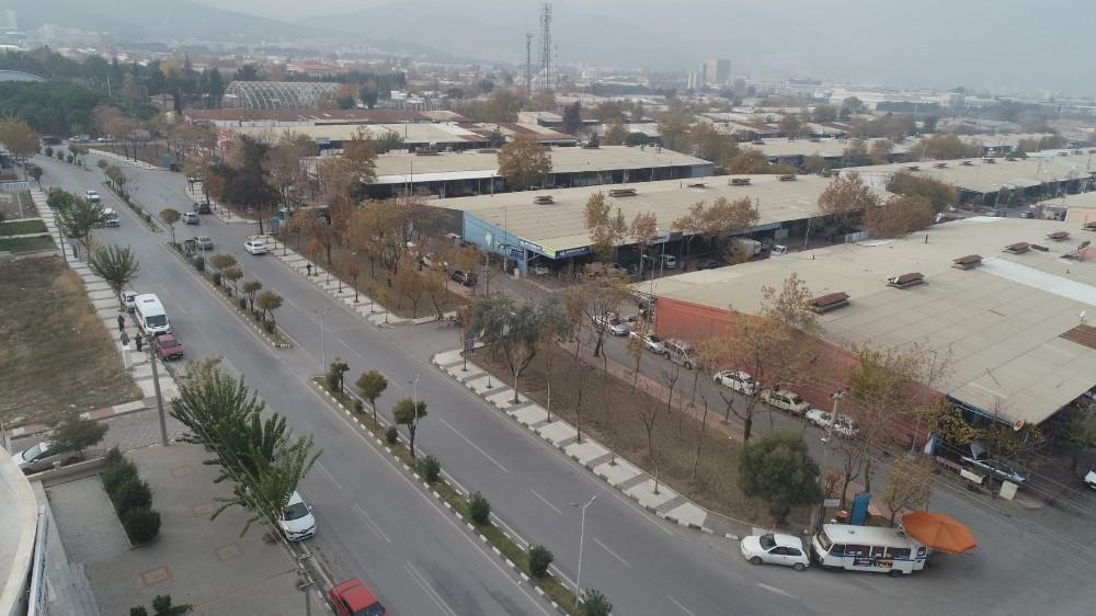 Bahri Sarıtepe Caddesi Prestij Cadde olacak