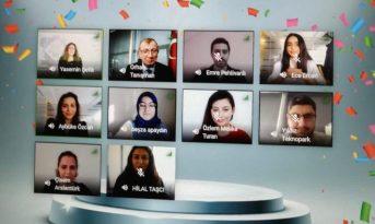 """Bartın Üniversitesi öğrencilerinin projesi """"Yıldızlı Projeler"""" arasında"""