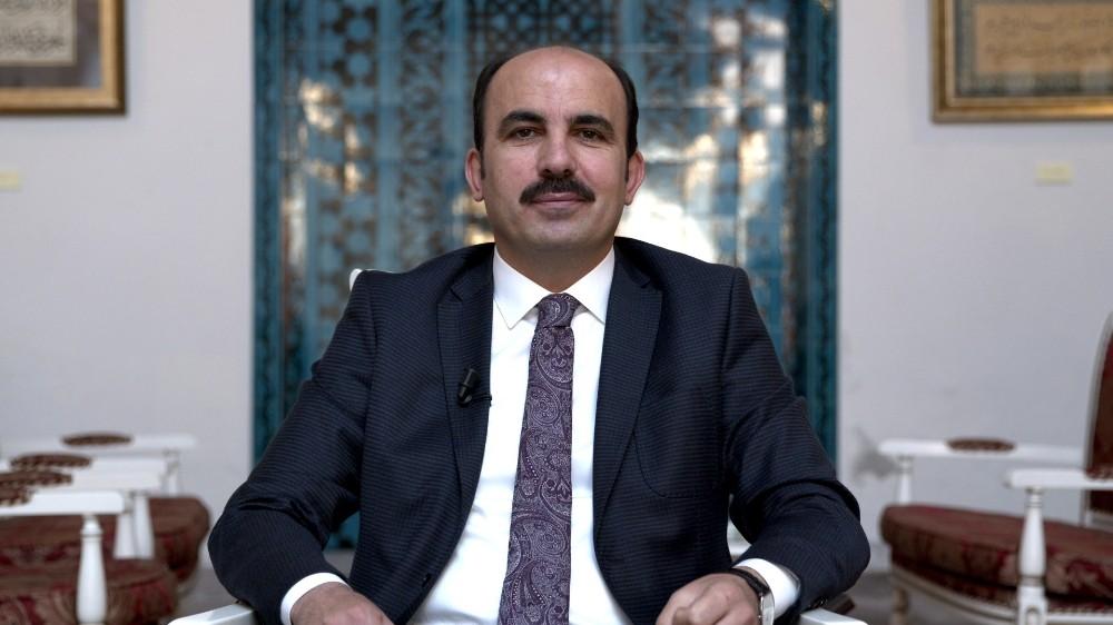 """Başkan Altay: """"Konya Büyükşehir her zaman esnafın yanında"""""""