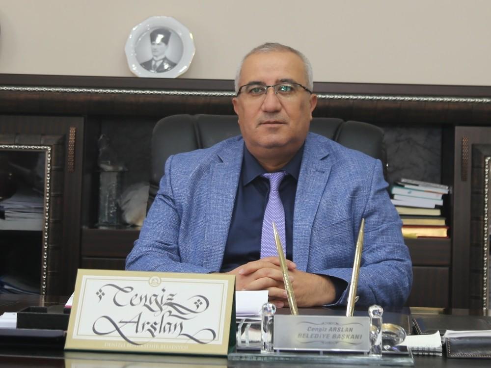 Başkan Arslan'dan tatil değil kısıtlama uyarısı
