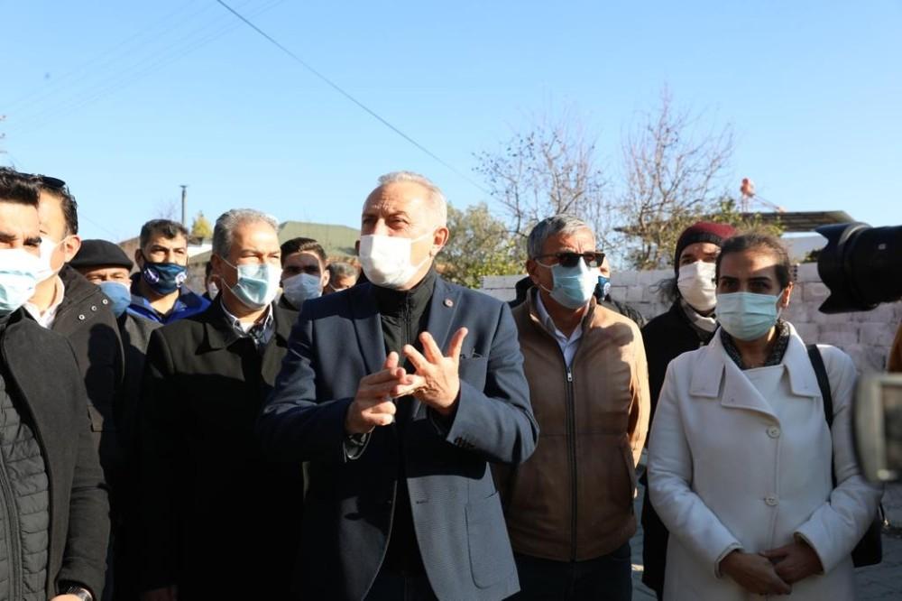 """Başkan Atabay, """"Denizlerimizin kirlenmesini istemiyoruz"""""""