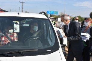 """Tarsus Belediyesi: """"Mecbur Kalmadıkça Dışarı Çıkmayın"""""""