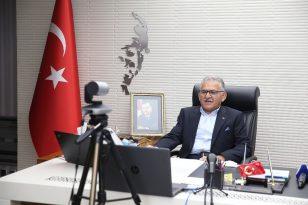 Başkan Büyükkılıç 'Yılın büyükşehir belediye başkanı' seçildi