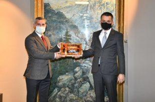 Malatya Yeşilyurt İçin Ankara'da Ziyaretlerde Bulunuldu