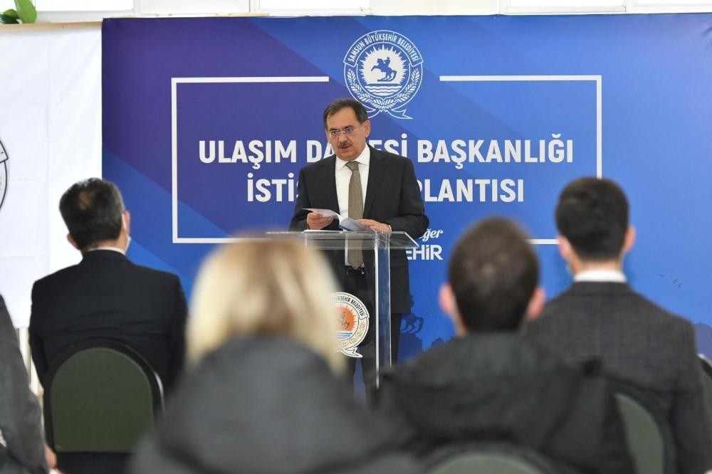 """Başkan Demir: """"Herkes görevini layıkıyla yapmak zorunda"""""""